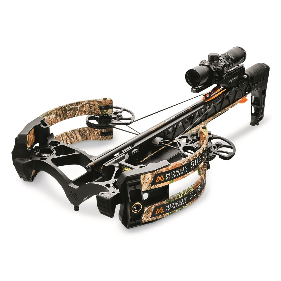 Mission Sub-1 XR Crossbow with Pro Accessory Kit