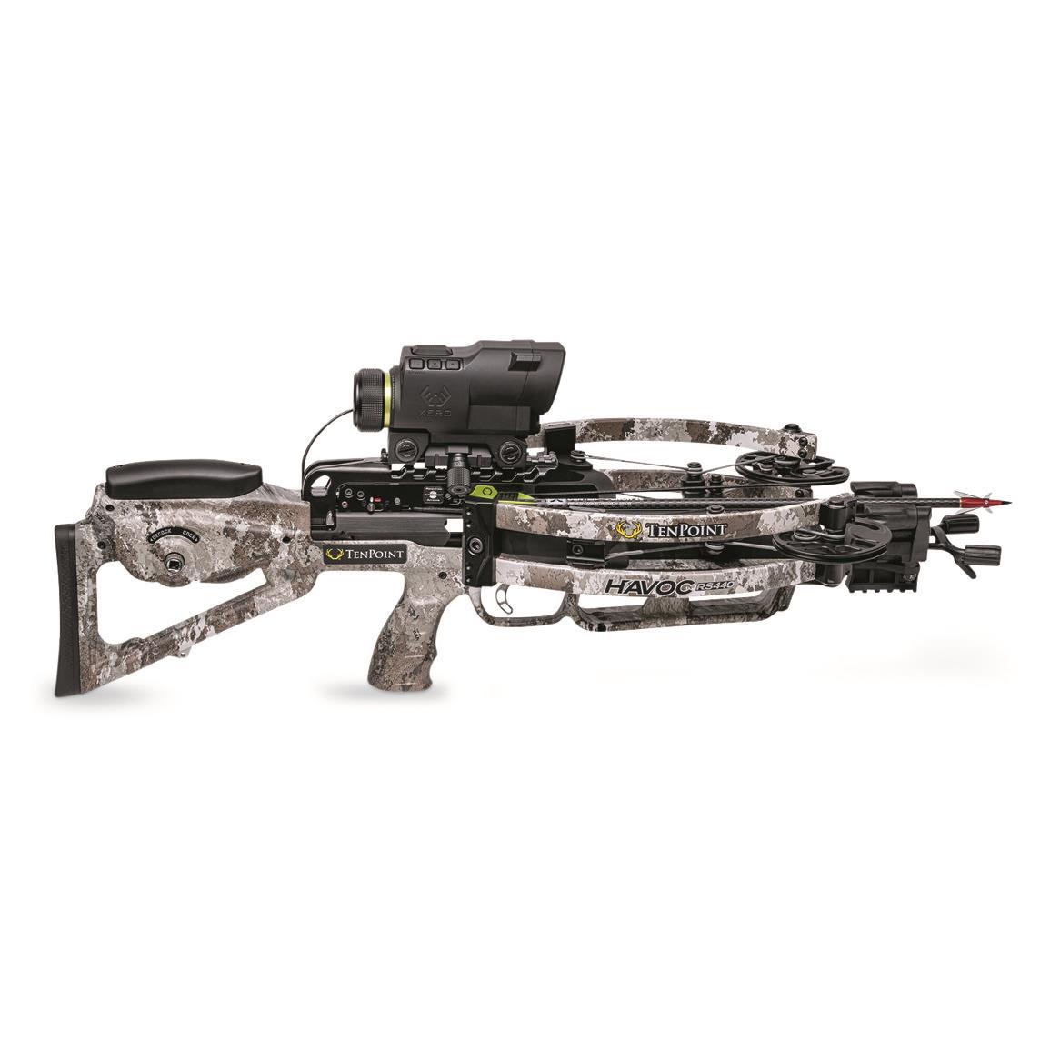 TenPoint Havoc RS440 Crossbow Package with Garmin Xero X1i Scope
